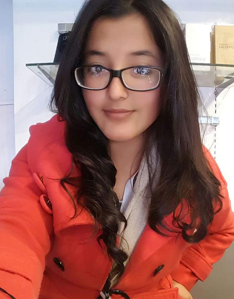 BMKF scholar Chadani Shrestha wants to be an entrepreneur.