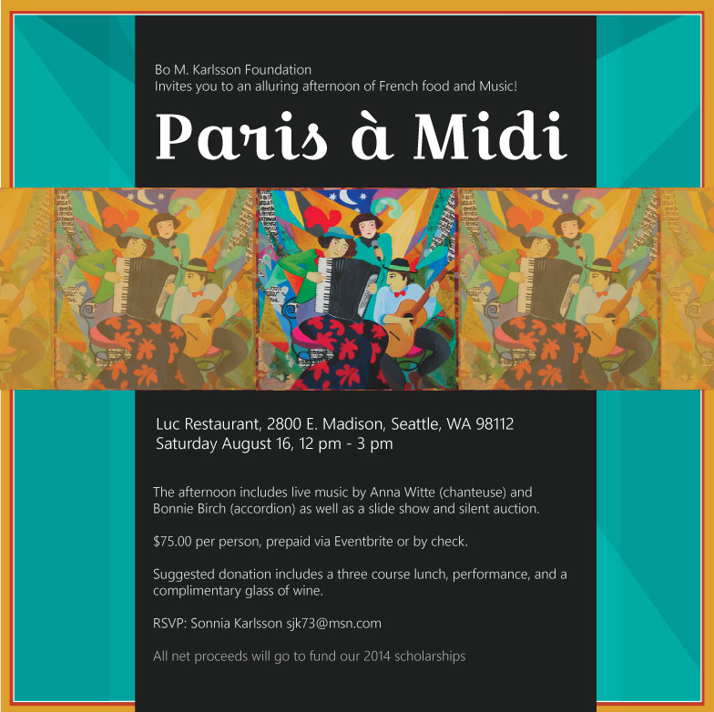 Paris a Midi Invite